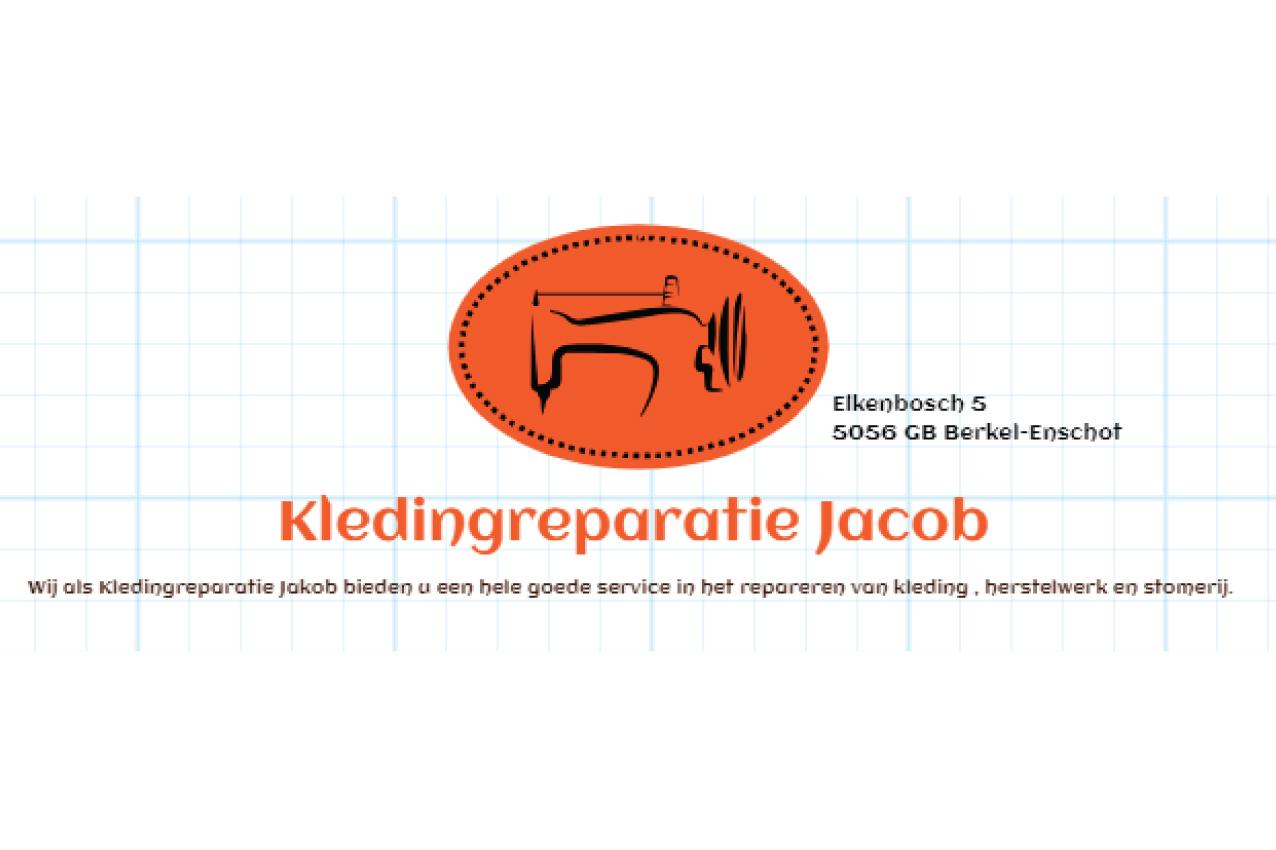 Kledingreparatie Jacob